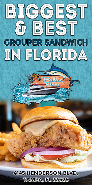 Best Grouper Sandwich Petes Place South
